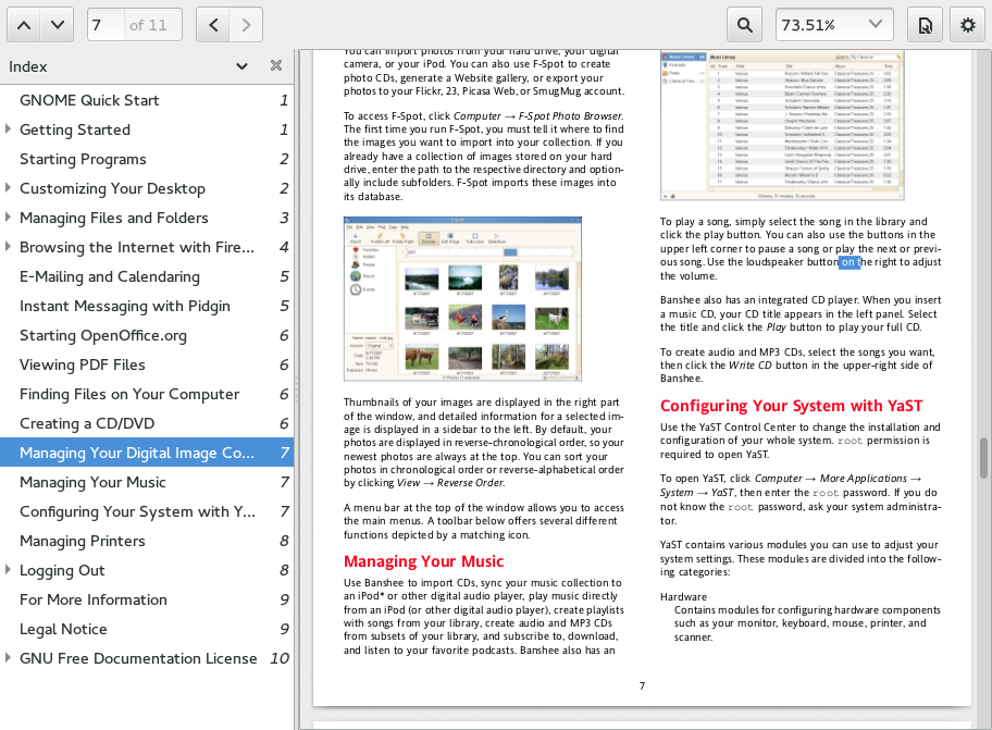 GNOME User Guide | openSUSE Leap 42 1