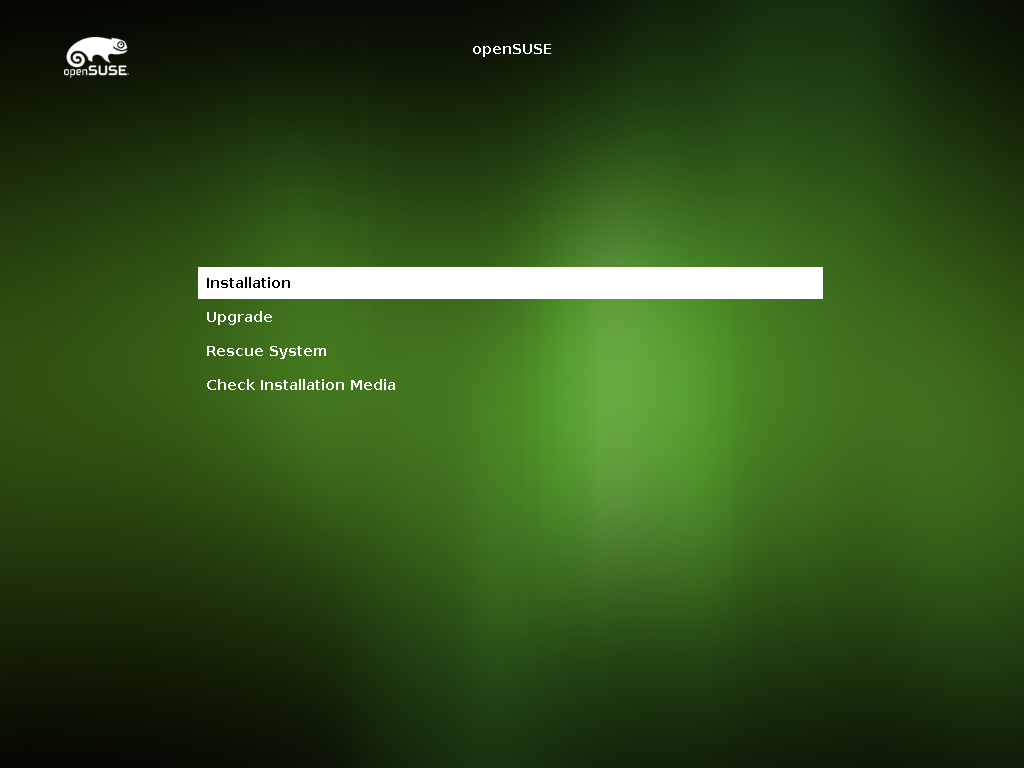 Installation with YaST | Start-Up | openSUSE Leap 42 1