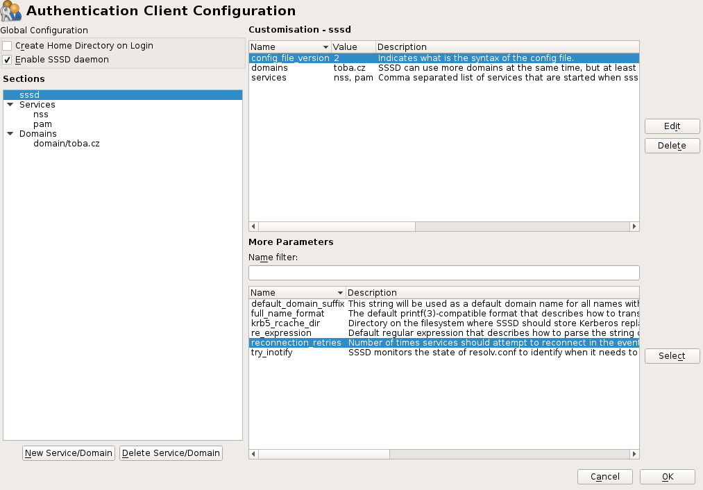 Setting Up Authentication Servers and Clients Using YaST | Security