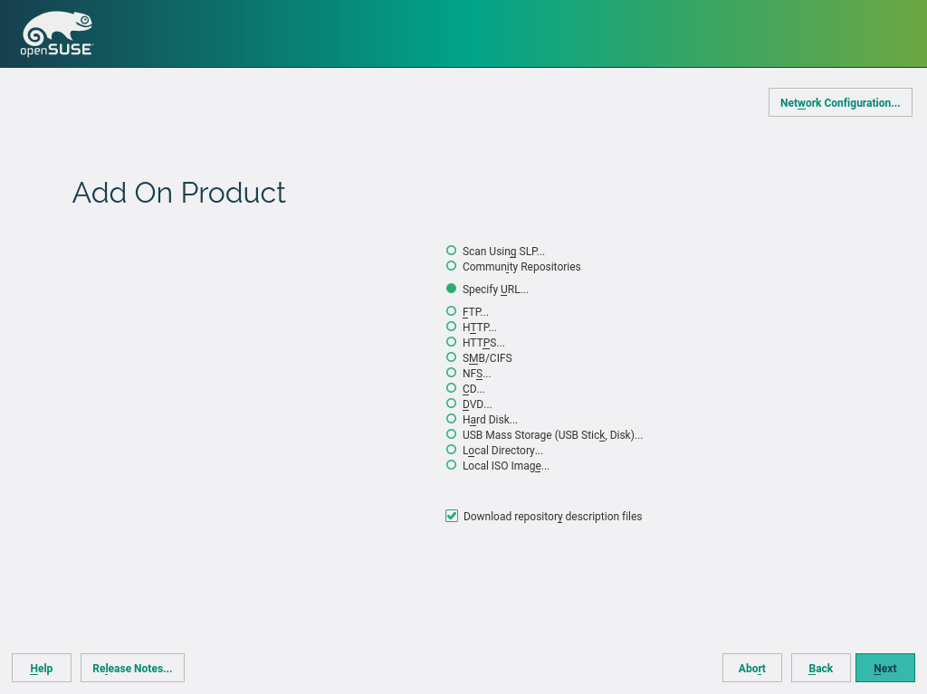 Start-up | opensuse leap 42. 2.