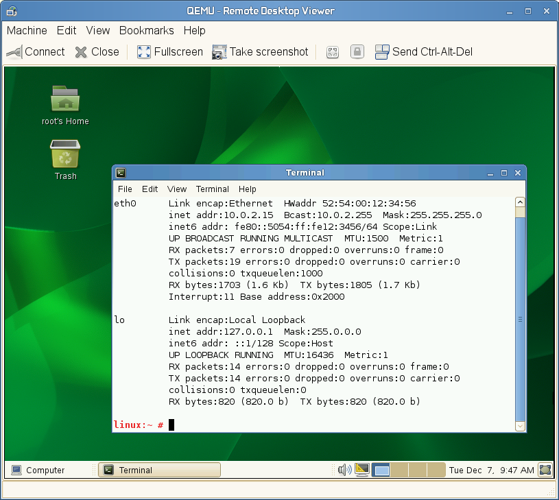 Opensuse software.